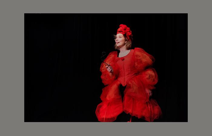 Margot Genet_ Foto für Ensemble I Confidenti: Alexander Hilbert