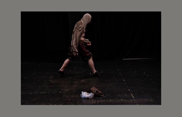 Schauspieler Thomas Wiesenberg_ Foto für Ensemble I Confidenti: Alexander Hilbert
